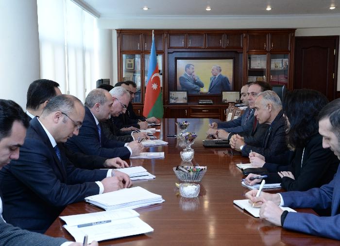 Dövlət Statistika Komitəsi ilə BMT arasında əməkdaşlıq məsələləri müzakirə olunub
